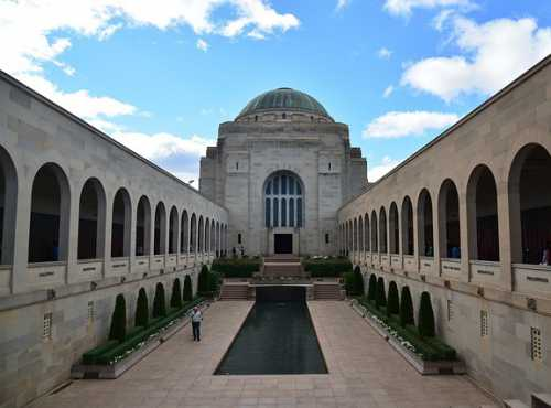 мемориал ататюрка в канберре, австралия