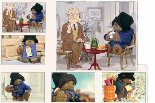 мультфильм &171;щащи па хилы&187; &171;бабушка и внук&187;