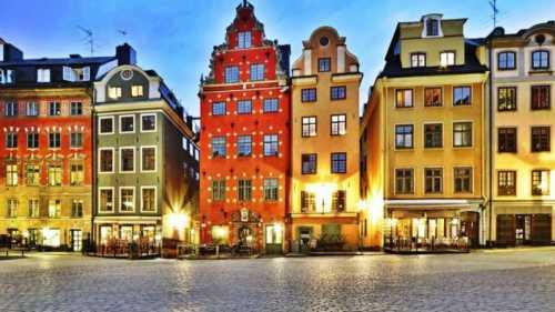 рабочая виза в швецию для украинцев, россиян и белорусов: как ее получить в 2019 году